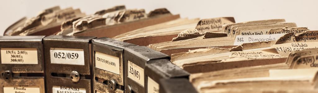 Katalogi zbiorów