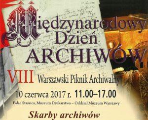 Galeria VIII Piknik Archiwalny