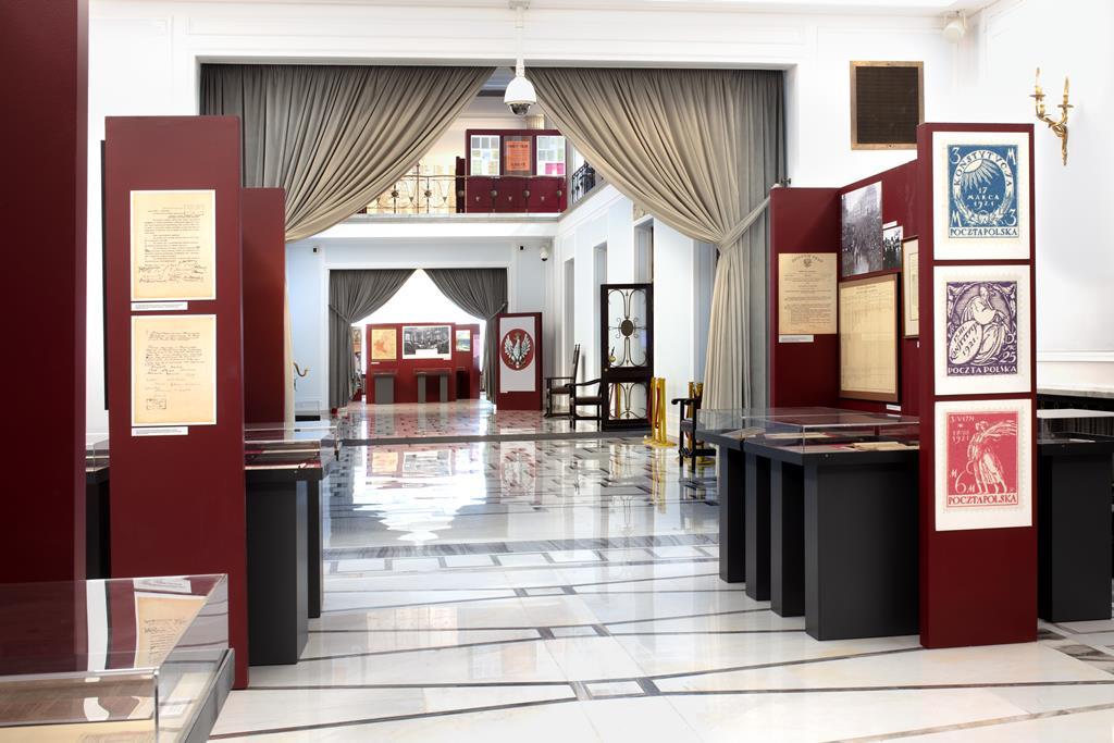 100 lecie sejmu ustawodawczego wystawa